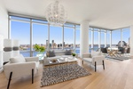 Stunning Battery Park Penthouse with full Hudson River Views